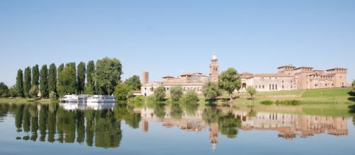 Mantova città green- il Fiume Po