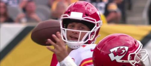 Patrick Mahomes continues to put up NFL MVP numbers week in and week out. - [Gridiron Films / YouTube screencap]
