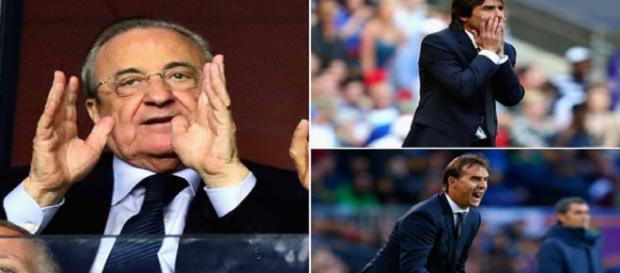 Lopetegui destituido del Real Madrid, asoma Conte para ocupar el banquillo
