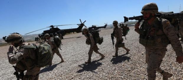 Militares estadounidenses reforzarán seguridad fronteriza. - abc.es