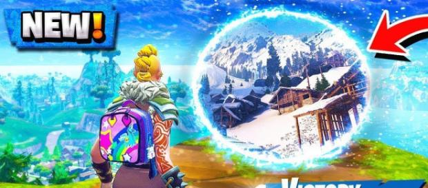 New Fortnite map is coming to the game. [Image source: Flyin / YouTube]