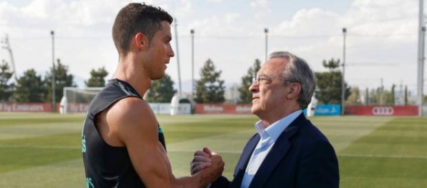 Real Madrid : Cristiano Ronaldo s'en prend à Florentino Pérez