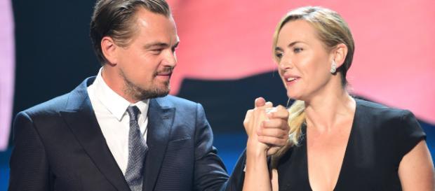 Leonardo DiCaprio y Kate Winslet protagonizaron Titanic que es una de las películas más taquilleras de la historia