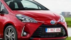 La Toyota Yaris è l'utilitaria più venduta in Italia a settembre