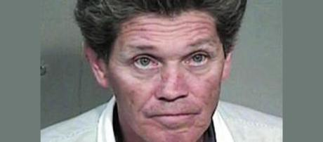 Gregory Lee Rodvelt is facing charges after a booby-trap in his home shot an FBI agent. [Image courtesy Surprise Police Department, Arizona]