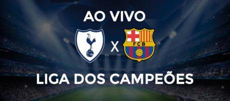 Tottenham x Barcelona: ao vivo