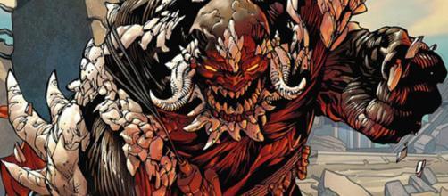 Apocalypse, a criatura responsável pela morte do Superman.