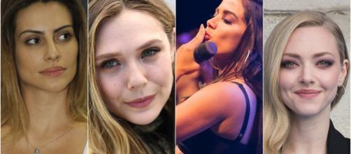 Cleo, Elizabeth Olsen, Anitta e Amanda são algumas das baixinhas