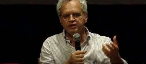 Enrico Mentana è intervenuto sulla questione Riace (Ph. Youtube)