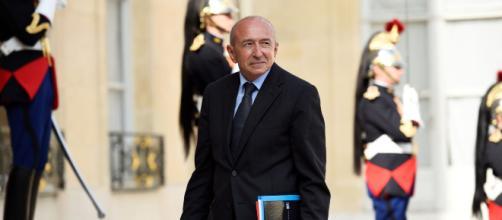 Gérard Collomb retourne à Lyon