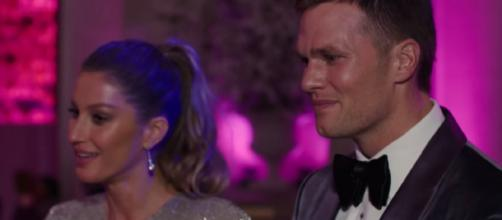 Gisele Bundchen says she enjoys watching Brady play the sport he loves (Image Credit: Vogue/YouTube)