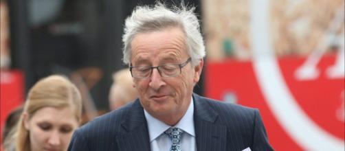 Jean Claude Juncker accusato da Matteo Salvini di essere un alcolizzato