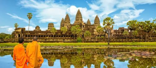 Os templos ao redor do mundo são locais de visita obrigatória para turistas.