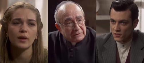 Spoiler, Il Segreto: Prudencio offende Don Anselmo, Julieta augura il male al marito