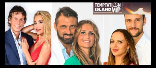 Temptation Island Vip: ultima puntata di martedì 9 ottobre.