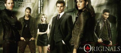 Curiosidades sobre o 'The Originals' nos bastidores, o seriado de vampiros da CW (Imagem: Reprodução/justabouttv.fr)