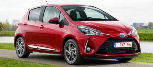 Toyota Yaris, la più venduta a settembre grazie alla versione Hybrid