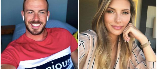 Julien Bert a révélé le lien qu'il entretient avec Camille Cerf.