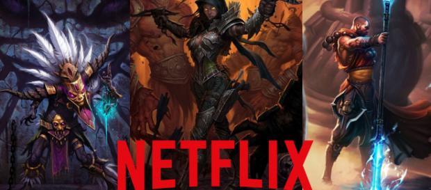 Le projet de série Diablo sur Netflix fait à nouveau parler de lui.
