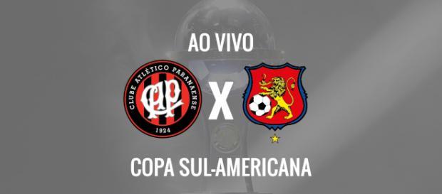 Sul-Americana: Atlético-PR x Caracas