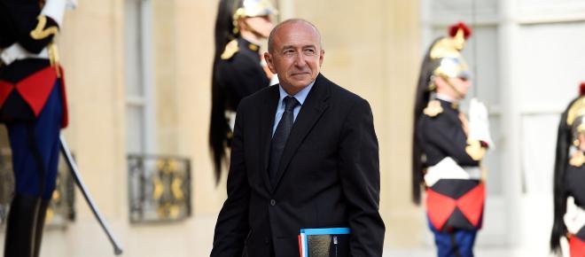 Gérard Collomb passe la main à Edouard Philippe