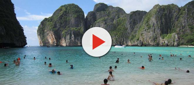 Maya Bay made famous by Leonardo DiCaprio film The Beach to close indefinitely
