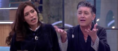 Ángel Garó estalla contra Miriam y Asraf y deja ver su cara más oscura.