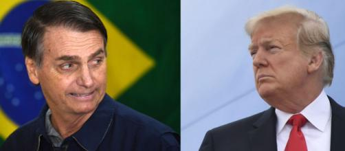 Donald Trump va collaborer avec Jair Bolsonaro