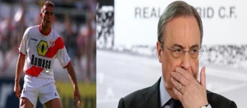 Iván Amaya ha dicho que Florentino se ha equivocado durante este verano