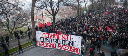 Manifestazione nazionale contro il razzismo