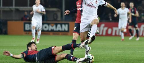 Milan-Genoa, domani sera il recupero della 1a giornata di Serie A