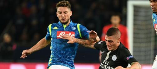 Napoli-PSG (Champions League): probabili formazioni e dove vedere la partita