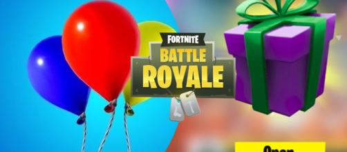 New balloon item coming to Fortnite in the next update. [image credits: own work]
