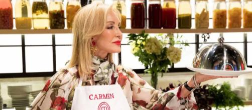 Carmen Lomana dejó MasterChef Celebrity - bekia.es
