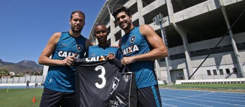 Ryan era tratado com promessa de craque pelo Botafogo