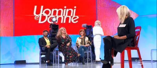 Uomini e Donne   puntata 15 ottobre 2018   Trono Over - gossipblog.it