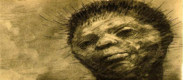 Cactus Man by Odilon Redon is not a happy face [Image Source - USA Public Domain | Wikipedia]