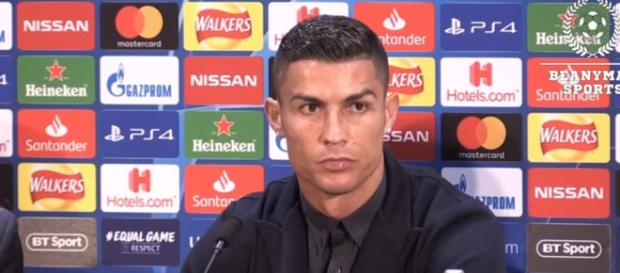 Cristiano Ronaldo tops selena Gomez with over 144m Instgram followers - Image credit - BeanymanSports | YouTube