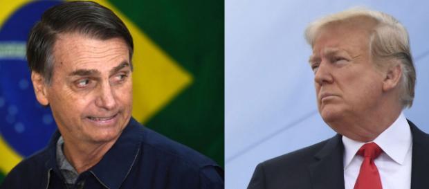 Donald Trump va collaborer avec Jair Bolsonaro