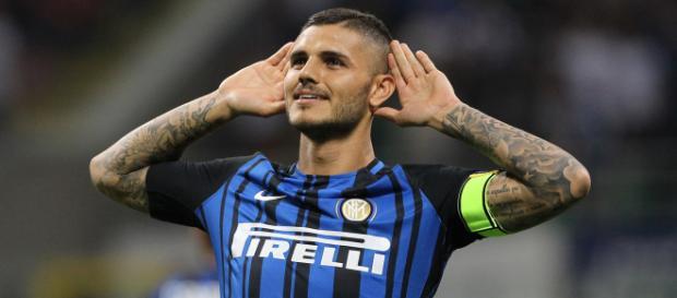 Lazio-Inter 0-3, doppietta di Mauro Icardi