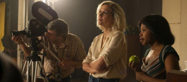 Sul set di The Deuce, dietro le quinte si osserva una scena bollente della serie tv di HBO