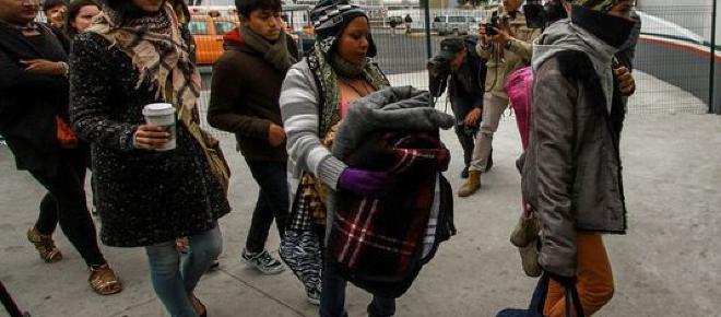 Grupos delictivos están infiltrados en la caravana inmigrante