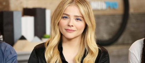 Chloe Grace Moretz will play Bonnie to Jack O'Connell's Clyde in a new movie. [Image @Andy_Rosales10/Twitter]