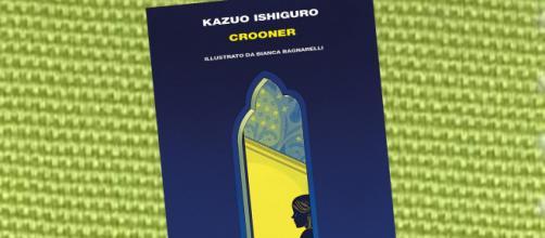 "Cover di ""Crooner"", di Kazuo Ishiguro"