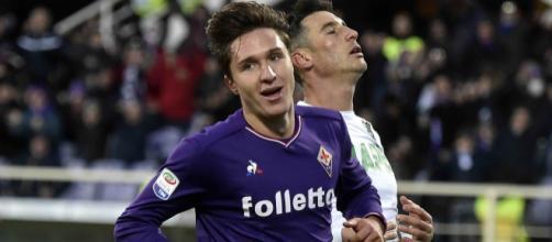Federico Chiesa nel mirino di Inter e Juventus