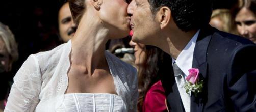 Frizzi-Mantovan, un amore nato a Miss Italia - Foto Tgcom24 - mediaset.it