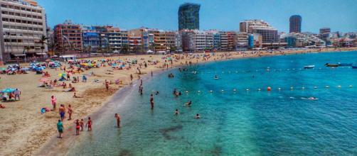 La Playa de Las Canteras, entre las 10 mejores playas de España ... - canariasnoticias.es