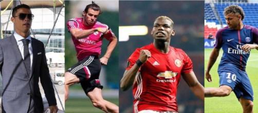 Les 7 plus gros transferts de l'histoire du football