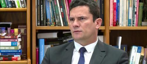 Moro diz que vai pensar e não descarta uma conversa com Bolsonaro (crédito: internet)