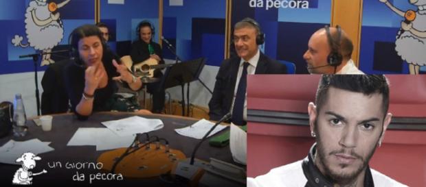 """Emis Killa discute a Radio 1: """"Non parlo di Salvini per farti fare 4 ascolti in più"""""""
